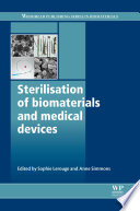 Sterilisation Of Biomaterials And Medical Devices Book PDF
