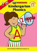 Kindergarten Phonics Book