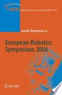 European Robotics Symposium 2006 Book