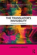 The Translator's Invisibility [Pdf/ePub] eBook