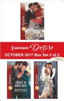 Harlequin Desire October 2017   Box Set 2 of 2