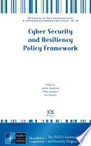 Cyber Security And Resiliency Policy Framework Book PDF