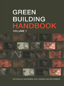 Green Building Handbook: Volume 1 [Pdf/ePub] eBook