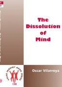 Pdf The Dissolution of Mind Telecharger