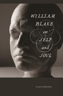 Pdf William Blake on Self and Soul Telecharger