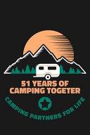 51st Anniversary Camping Journal