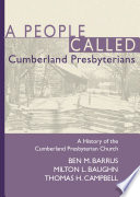 A People Called Cumberland Presbyterians