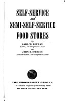 Self Service And Semi Self Service Food Stores