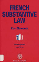French Substantive Law
