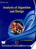 Analysis of Algorithm and Design