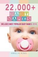 Baby Names Book PDF