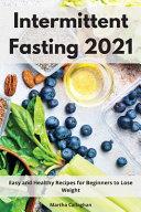 Intermittent Fasting 2021