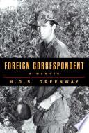 Foreign Correspondent Book