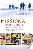Missional Small Groups  Allelon Missional Series