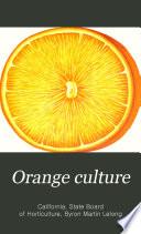 Orange Culture Book