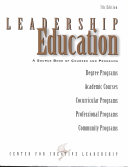 Leadership Education Book PDF