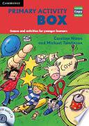 Primary Activity Box Book And Audio Cd Book PDF