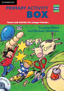Primary Activity Box Book and Audio CD