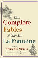 The Complete Fables of Jean de La Fontaine Pdf/ePub eBook