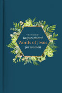 The One Year Inspirational Words of Jesus for Women Pdf/ePub eBook