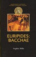 Euripides  Bacchae Book PDF