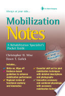Mobilization Notes