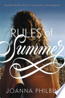 Rules of Summer Book PDF