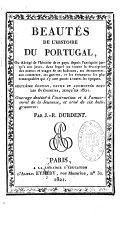 Beauté de l'histoire du Portugal