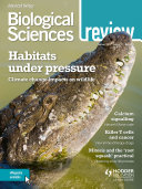 Biological Sciences Review Magazine Volume 31  2018 19 Issue 3