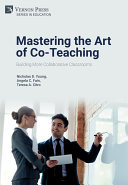 Mastering the Art of Co-Teaching: Building More Collaborative Classrooms Pdf/ePub eBook