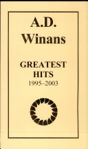 A. D. Winans Greatest Hits