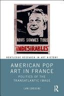 American Pop Art in France