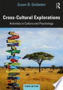 Cross Cultural Explorations Book