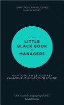 The Little Black Book for Managers