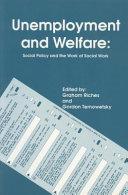 Unemployment And Welfare