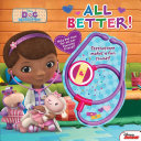 Disney Doc McStuffins  All Better  Book PDF