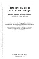 Protecting Buildings from Bomb Damage