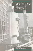 Modernism in Design [Pdf/ePub] eBook