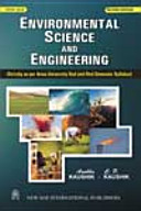 Environmental Science And Engineering  anna University