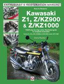 Kawasaki Z1  Z KZ900   Z KZ1000