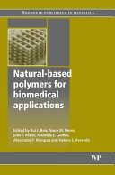 Natural based Polymers for Biomedical Applications Book