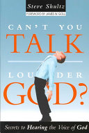 Can t You Talk Louder  God