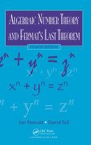 Algebraic Number Theory and Fermat's Last Theorem Pdf