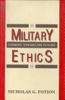 Military Ethics  Looking Toward the Future