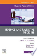 Hospice And Palliative Medicine An Issue Of Physician Assistant Clinics E Book