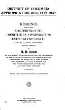 Government Corporations Appropriation Bill for 1947