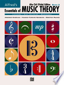 Essentials of Music Theory  Bk 2  Alto Clef  Viola  Edition Book