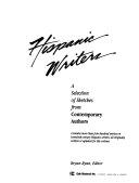 Hispanic Writers