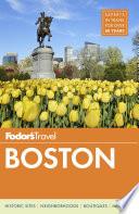 Fodor s Boston Book PDF