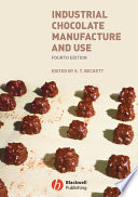 Industrial Chocolate Manufacture and Use Book